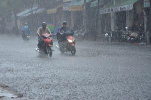Dự báo thời tiết 30/8: Miền Bắc hứng trọn cao điểm của đợt mưa lớn, cảnh báo lũ quét