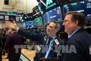 Thị trường chứng khoán Âu-Mỹ phần lớn tăng điểm