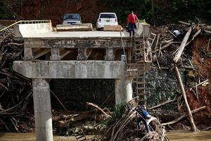 Số người chết từ bão Maria ở Puerto Rico tăng lên gần 3.000 người