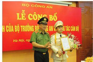 TS. Đại tá Lê Quang Bốn làm Hiệu trưởng Trường Đại học Phòng cháy chữa cháy
