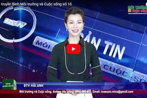 Bản tin truyền hình Môi trường và Cuộc sống số 10