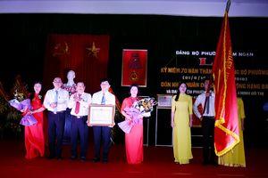 Thanh Hóa: Phường Nam Ngạn đón nhận Huân chương Lao động hạng Ba