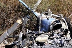 Trực thăng Quân đội Ethiopia rơi, 18 người chết