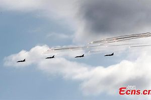Tổ chức Hợp tác Thượng Hải tổ chức tập trận tại Chelyabinsk (Nga)