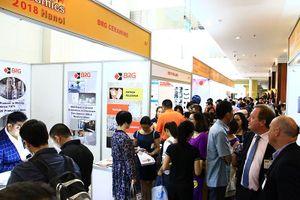 Lần đầu tiên Việt Nam tổ chức triển lãm về thiết bị và nguyên vật liệu cho ngành sản xuất gốm sứ