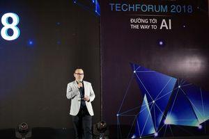 Mobiistar Techforum 2018: Trải nghiệm trí tuệ nhân tạo trên smartphone