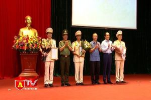 Sáp nhập Cảnh sát PC&CC TP Hà Nội vào CATP Hà Nội