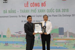 Đà Nẵng - Thành phố xanh quốc gia năm 2018