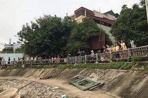 Hà Nội: Phát hiện xác chết nổi trên mặt hồ Hạ Đình