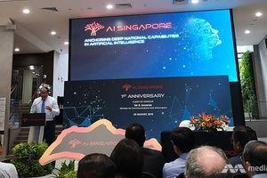 Singapore giáo dục trí tuệ nhân tạo cho người dân