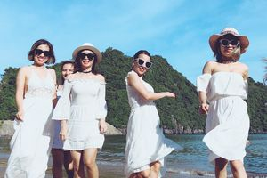 #Mytour: Lênh đênh phá đảo vịnh Lan Hạ cùng nhóm bạn thân dịp 2/9