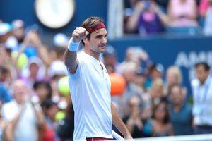 Federer thể hiện bản lĩnh khi vượt ải Paire tại vòng 2 Mỹ mở rộng