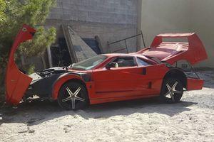 'Siêu xe' Ferrari F40 giá rẻ mạt 5.800 USD trên trang rao vặt