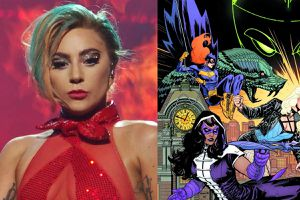 Warner Bros. trải thảm mời Lady Gaga gia nhập DCEU