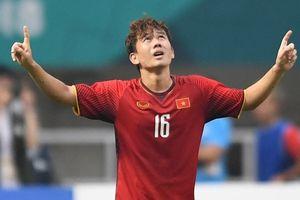 Minh Vương và Quang Hải đá cặp tiền vệ trung tâm ở trận gặp UAE?