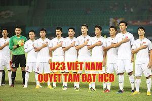 U23 Việt Nam quyết tâm giành HCĐ, tình hình mưa lũ ở Thanh Hóa được tìm đọc nhiều nhất ngày