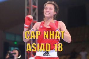 Cập nhật mới nhất ASIAD 2018 tối 31.8: Thêm 2 HCĐ, Việt Nam vẫn tiếp tục sụt hạng