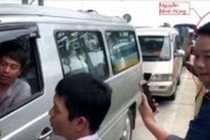 Đề nghị xử lý đối tượng gây rối tại Trạm BOT Ninh Lộc