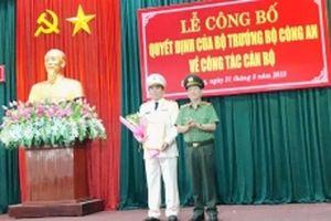 Thiếu tướng Vũ Xuân Viên giữ chức Giám đốc Công an Đà Nẵng