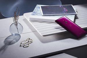 Sony trình làng Xperia XZ3 cao cấp với màn hình OLED, giá trên 20 triệu