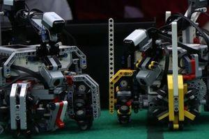 Ngắm những 'siêu chiến binh' robot của Việt Nam sắp tranh tài quốc tế