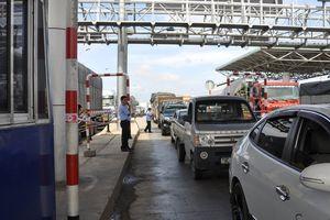 BOT Ninh Lộc 'cầu cứu' vì lại kẹt trạm