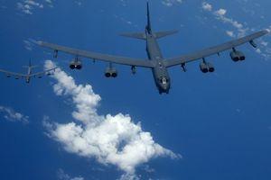 Liên tục điều B-52 đến biển Đông, Mỹ 'dằn mặt' Trung Quốc