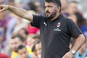 Đối đầu AS Roma: Cơ hội cuối cho HLV Gattuso