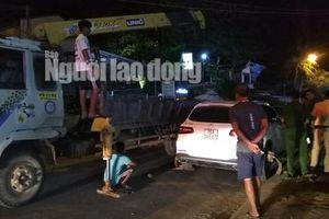 Vụ tài xế ôtô biển số 34567 tuyên bố 'sốc óc': Đã xử phạt và trả xe