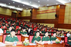 Hội thảo khoa học 'Tư tưởng Hồ Chí Minh về giáo dục và đào tạo cán bộ ngành hậu cần quân đội'