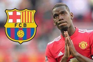 Chuyển nhượng bóng đá mới nhất: Barca chưa buông tha việc 'hút máu' MU