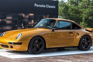 'Độc bản' Porsche 993 tái xuất sau 20 năm im tiếng