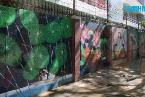 Khám phá con đường bích họa tuyệt đẹp ở Đà Nẵng