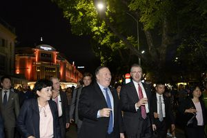 Ngoại trưởng Hoa Kỳ Michael Pompeo gửi điện mừng Quốc khánh Việt Nam