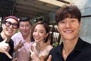 Tin sao Việt 24h ngày 31/8: Tóc Tiên chụp cùng 'Running Man'; Phương Linh lột áo mừng sinh nhật