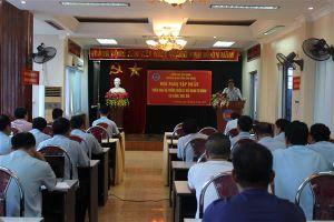 Cao Bằng: Doanh nghiệp kinh doanh kho, bãi tham gia tập huấn về quản lý hải quan tự động