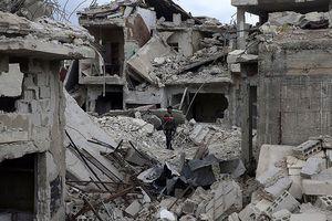 Nga: 8 thùng vũ khí hóa học lớn đang được vận chuyển tới Syria