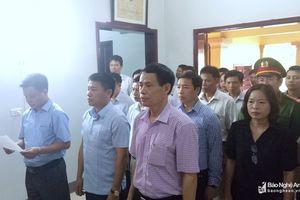 Thái Hòa dâng hương tưởng niệm 49 năm ngày mất của Bác Hồ