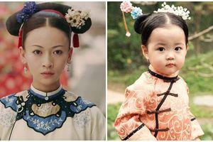 Nhập vai nữ chính Diên Hy Công Lược, bé gái khiến dân mạng phát sốt vì khóc cũng dễ thương