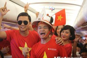 Tour đi Indonesia cổ vũ Olympic Việt Nam tranh HCĐ sẵn sàng cất cánh
