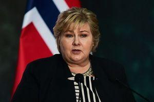 Thủ tướng Na Uy thay các bộ trưởng dầu mỏ và giao thông