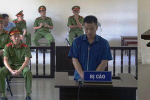Nguyên Phó Chi cục trưởng thi hành án huyện lĩnh 18 năm tù