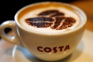 Coca-Cola thâu tóm chuỗi cửa hàng cà phê Costa lớn thứ 2 thế giới