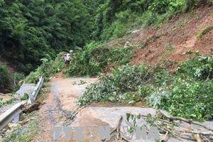 Mưa lũ gây thiệt hại nặng tại Sơn La