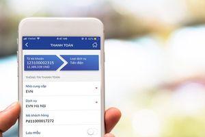Thuận tiện như trả tiền điện trên BIDV SmartBanking