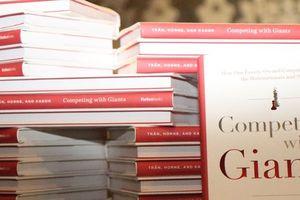 Cuốn sách hé lộ ông chủ Tân Hiệp Phát từ chối 2,5 tỷ USD được Forbes giới thiệu tại New York