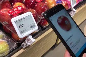 Bên trong 'siêu chợ' kiểu mới mua sắm hoàn toàn qua ứng dụng của Alibaba
