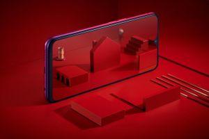 Smartphone tràn viền: cuộc đua mới của làng công nghệ