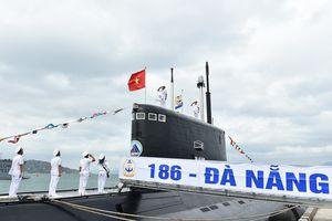 Báo Nhật: Nóng cuộc đua tàu ngầm trên Biển Đông