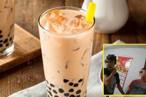 Vợ dọa tự tử chỉ vì chồng không mua cho trà sữa trân châu